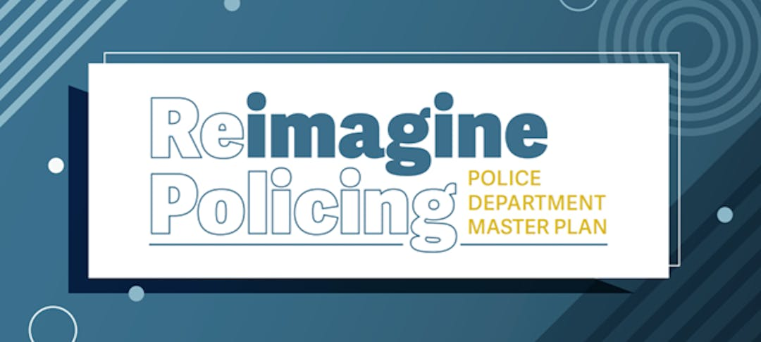 Reimaging Policing Graphic