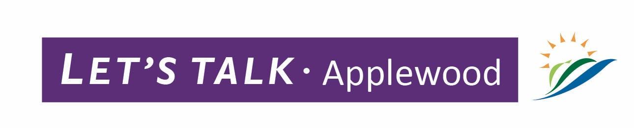 Let's Talk Applewood Logo