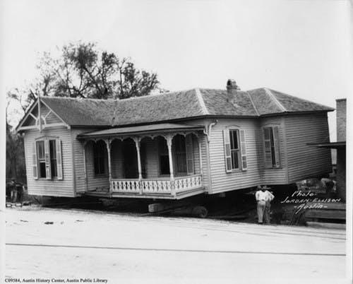 O. Henry House, 1934