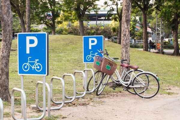 Bike rack small