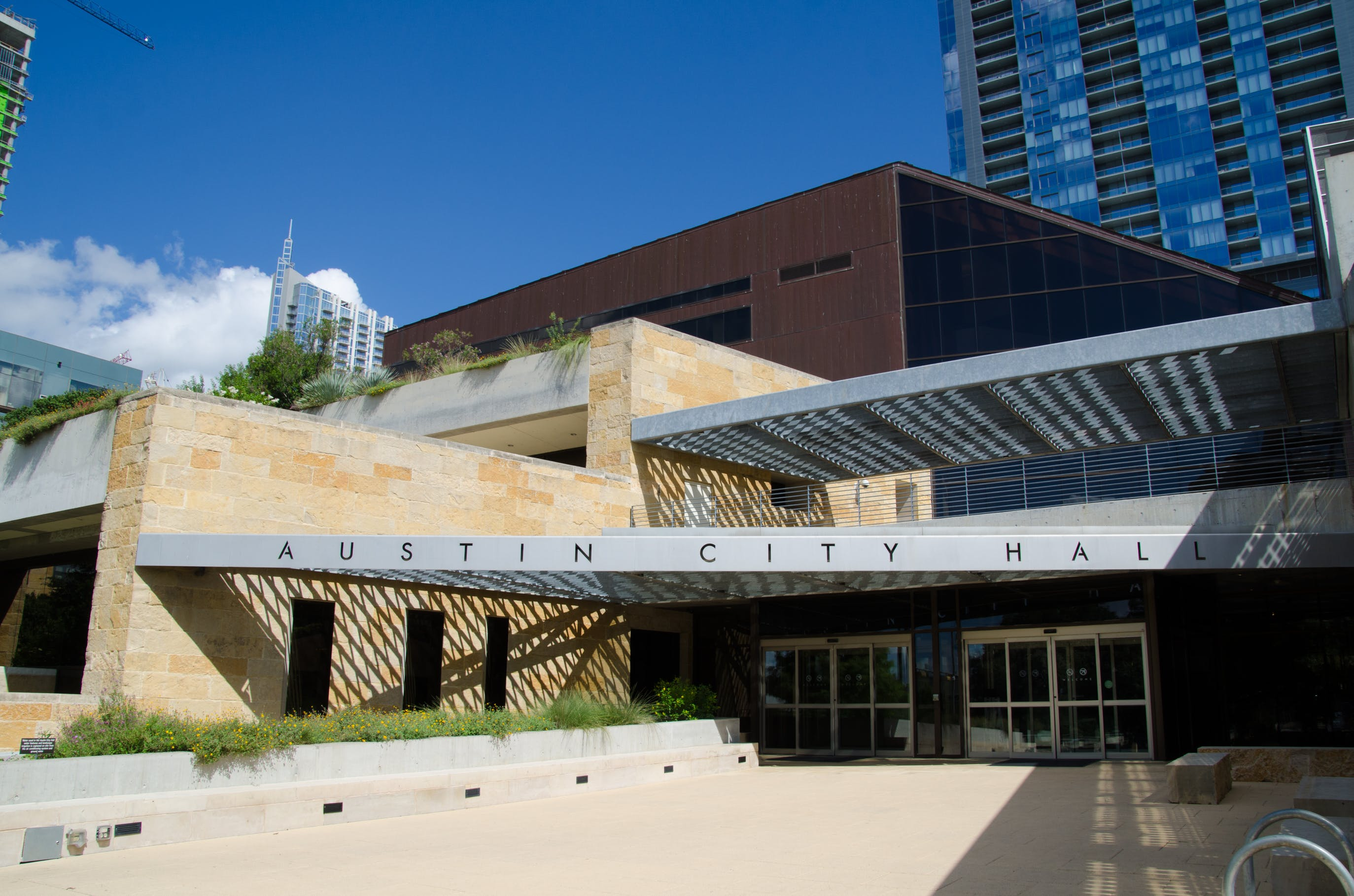 Image of Austin City Hall