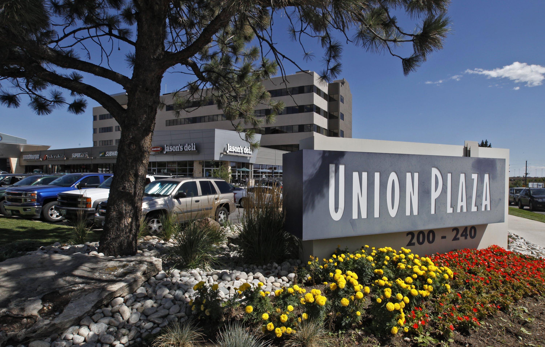 Union Plaza.
