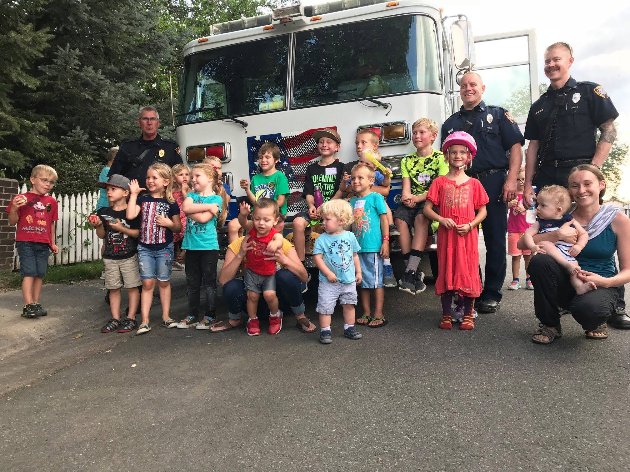 Arvada Fire joining the community