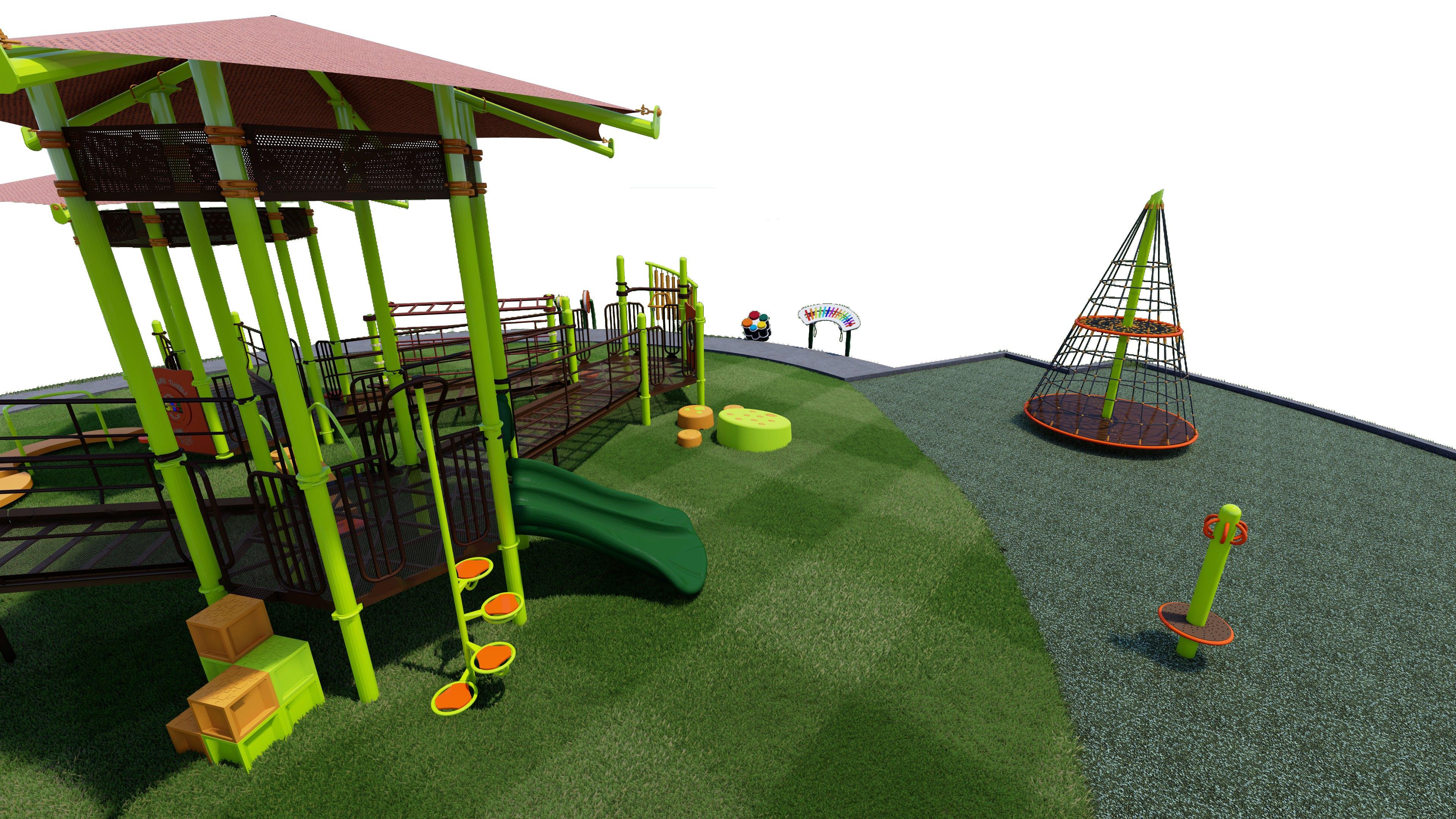 Preferred Playground Design View 4