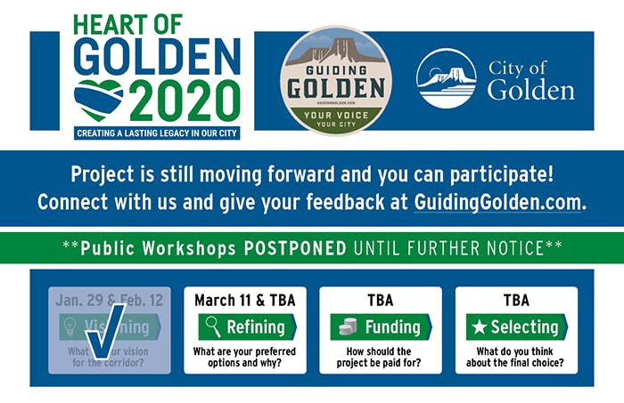 Heart of Golden Feedback Workshops