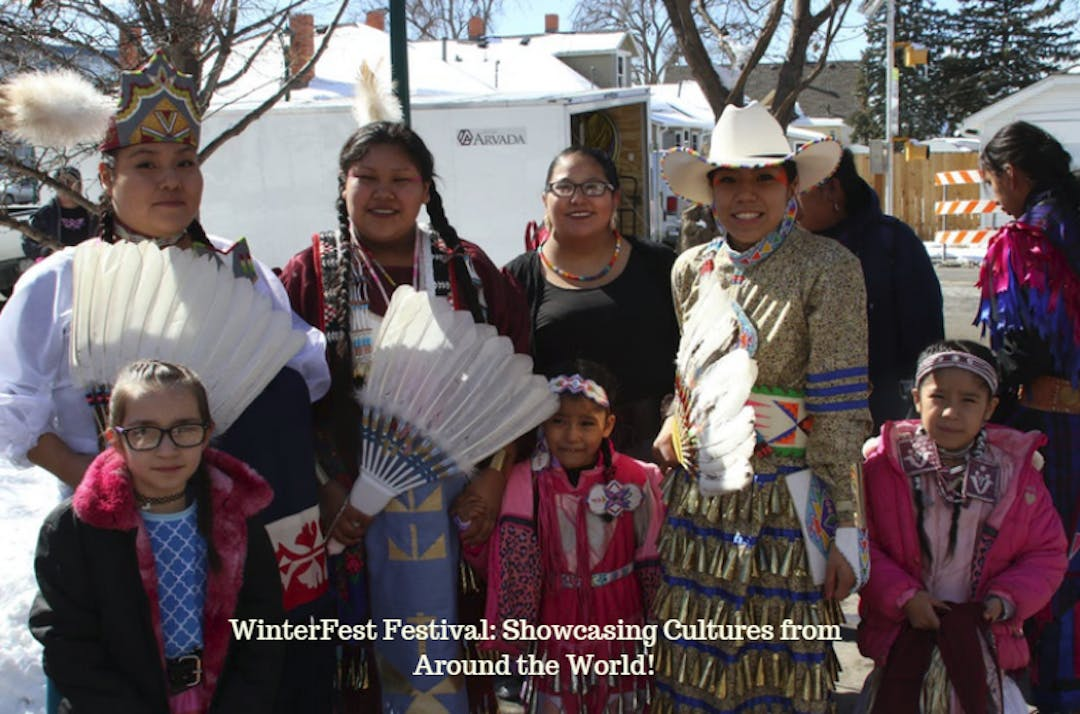WinterFest is a cultural diversity Festival held in February