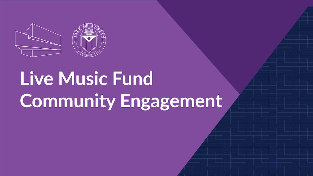 Live Music Fund Community Engagement