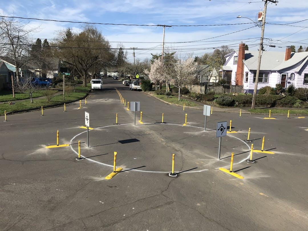 Intersection Improvement Pilot Study