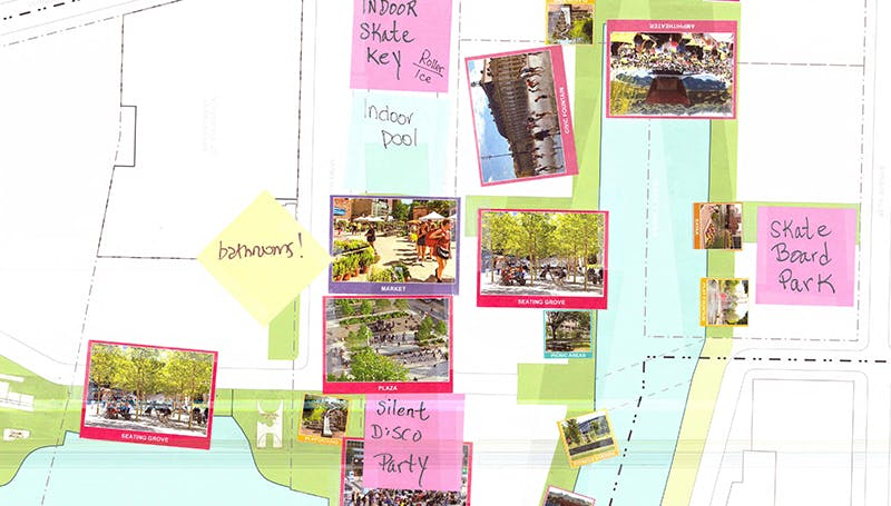 Resiliency and Public Open Space Workshop Ideas