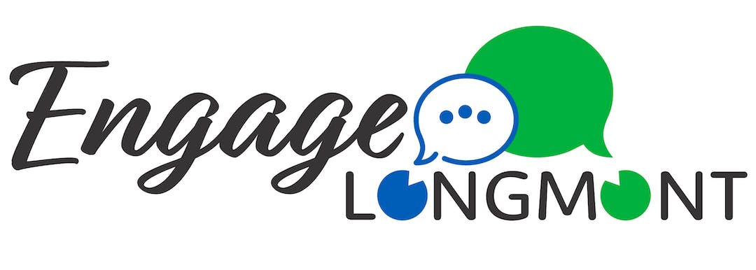 With Engage Longmont, you can join the conversation online about city projects and proposed laws.