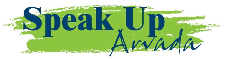 Speak Up Arvada