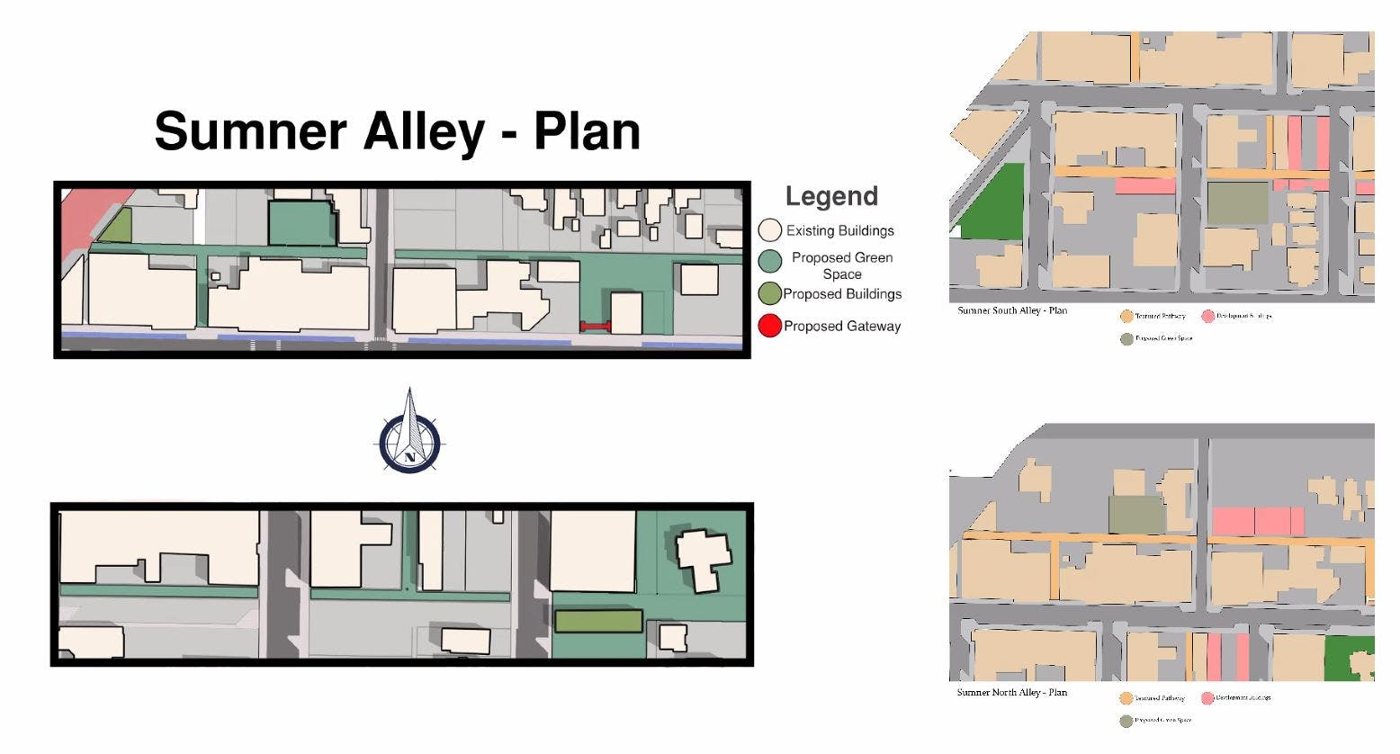 Sumner Alley Plan