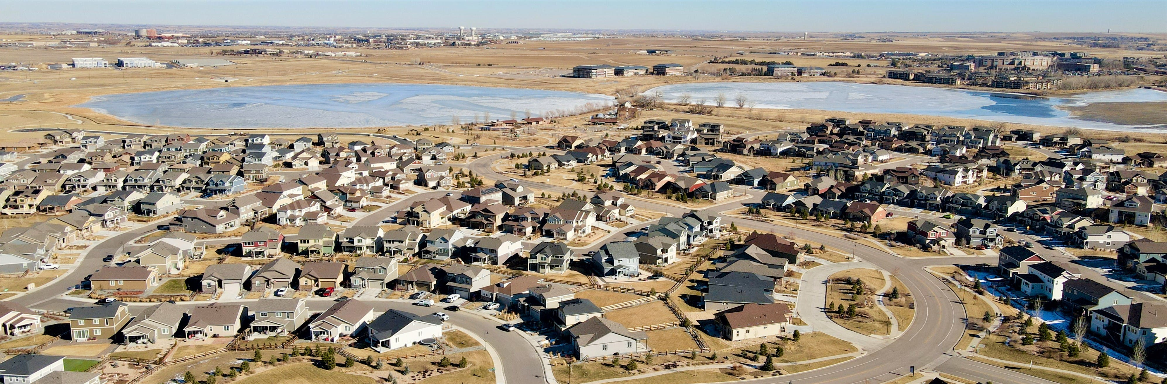 Image of local metropolitan district in Loveland, CO.
