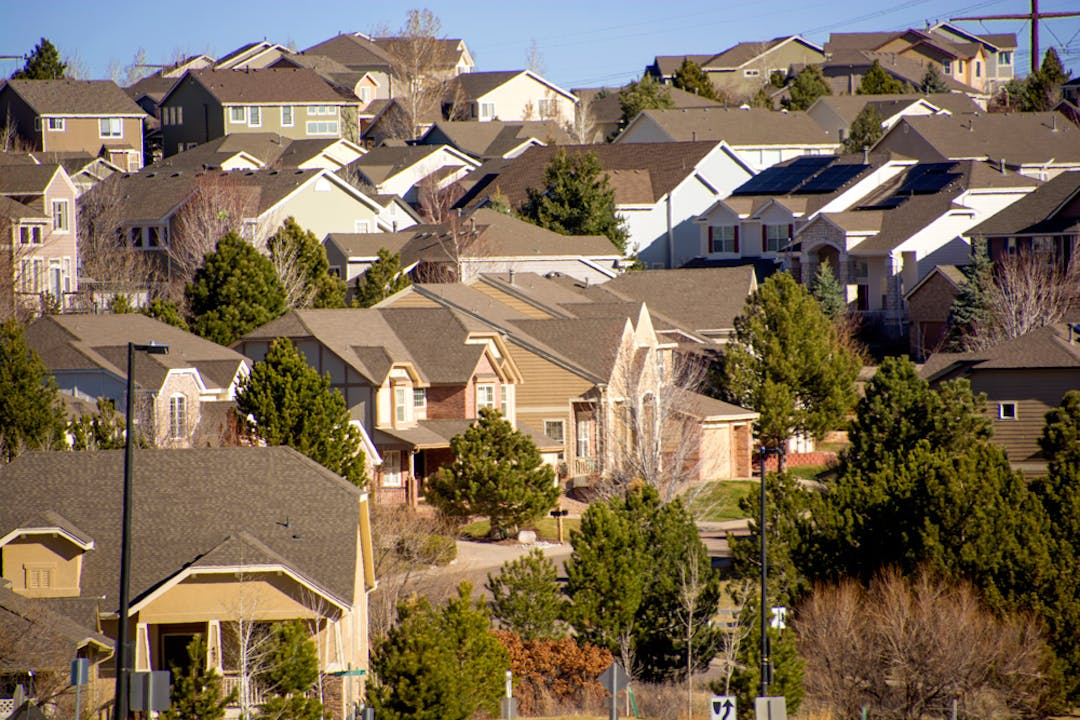 Castle Pines neighborhood