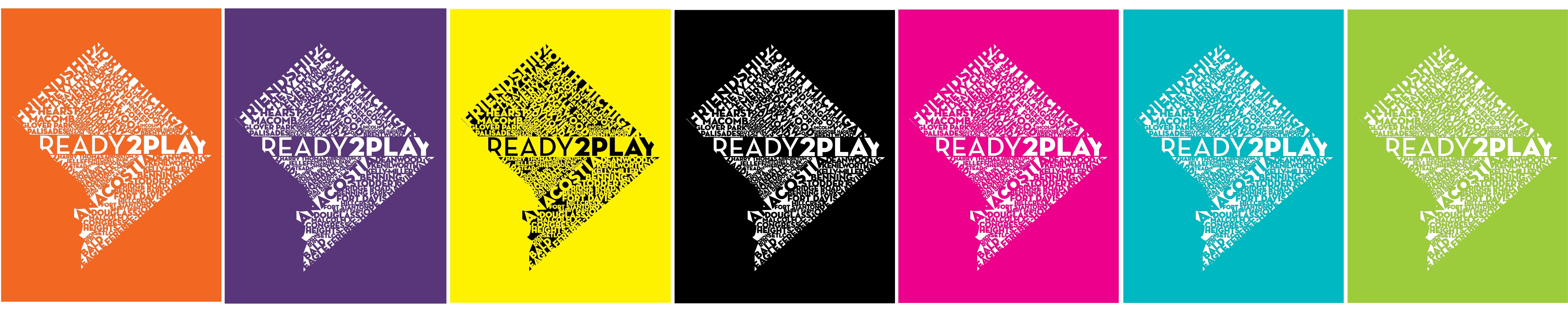 Warhol Style Ready2Play Banner