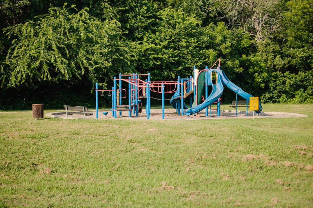 Playground at Liberty Park