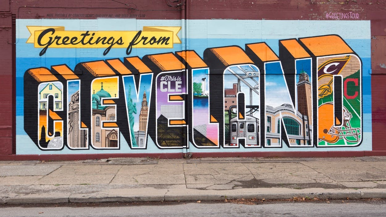 Cleveland Mural