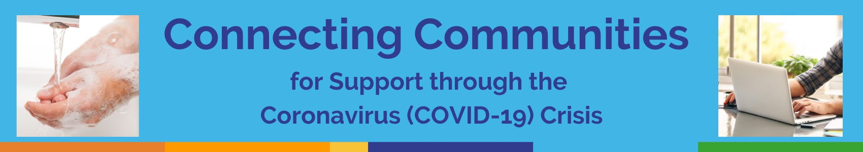 Connecting Communities for Support through COVID-19