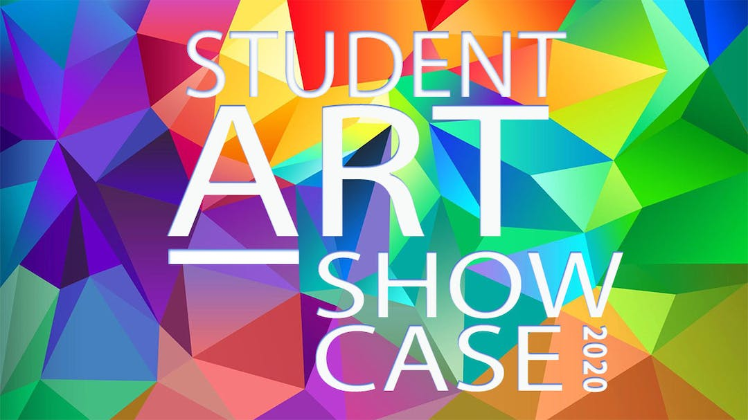 Opportunity for students 18 and younger to showcase their art during school closure.