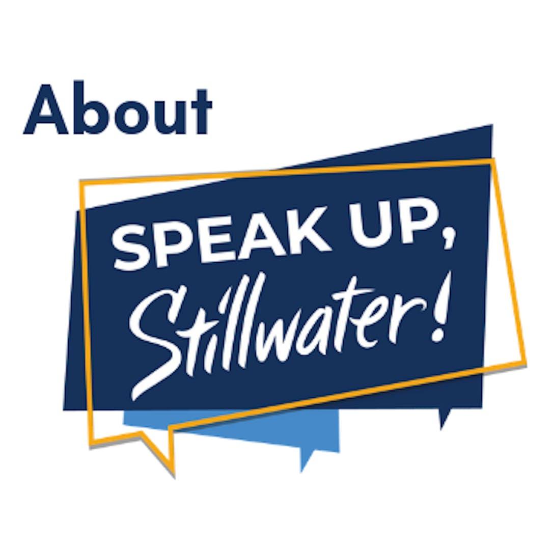 About speak up stillwater